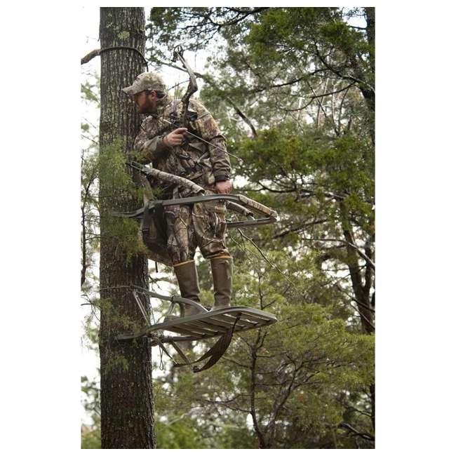 81118-TITAN Summit Titan SD Self Climbing Treestand 3