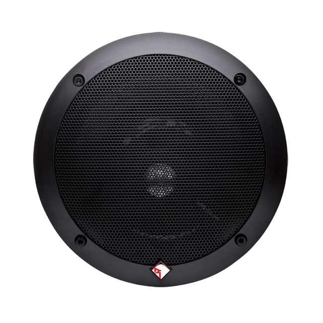 """T152-U-A Rockfrord Fosgate T152 5.25"""" 120W 2 Way Coaxial Audio Speakers Stereo (Open Box) 2"""