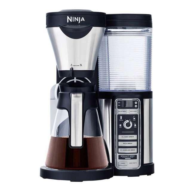 CF080REF_EGB-RB + CBCF090 Ninja CF080 Coffee Maker & Coffee Bar Recipe Guide (Certified Refurbished) 3