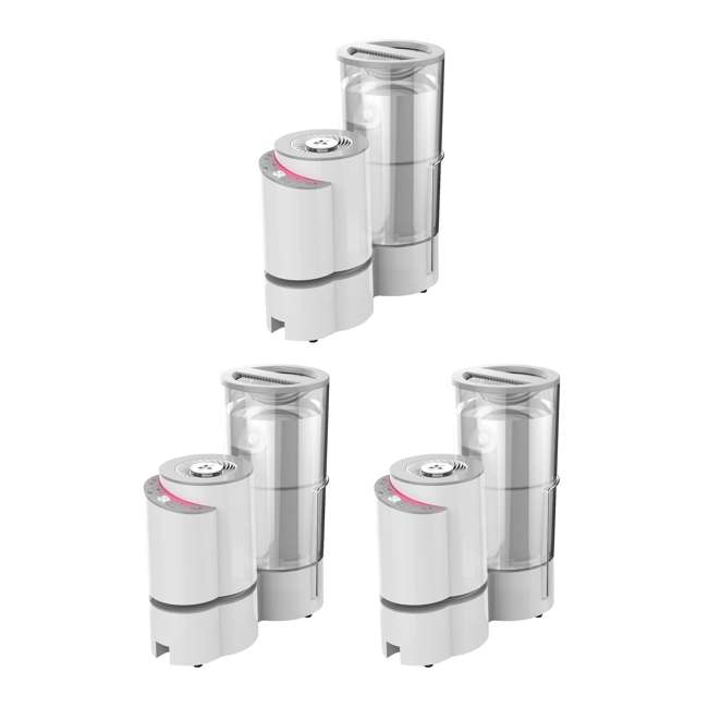 3 x ELEMENT-A Vornado Element A Air and Steam Humidifier (3 Pack)