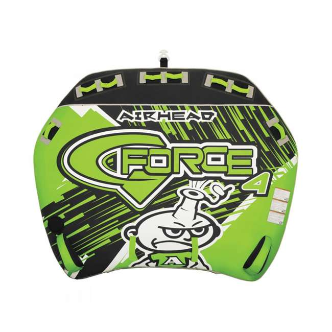 AHGF-4 Sportsstuff G-Force 4 Inflatable 4 Ride Towable