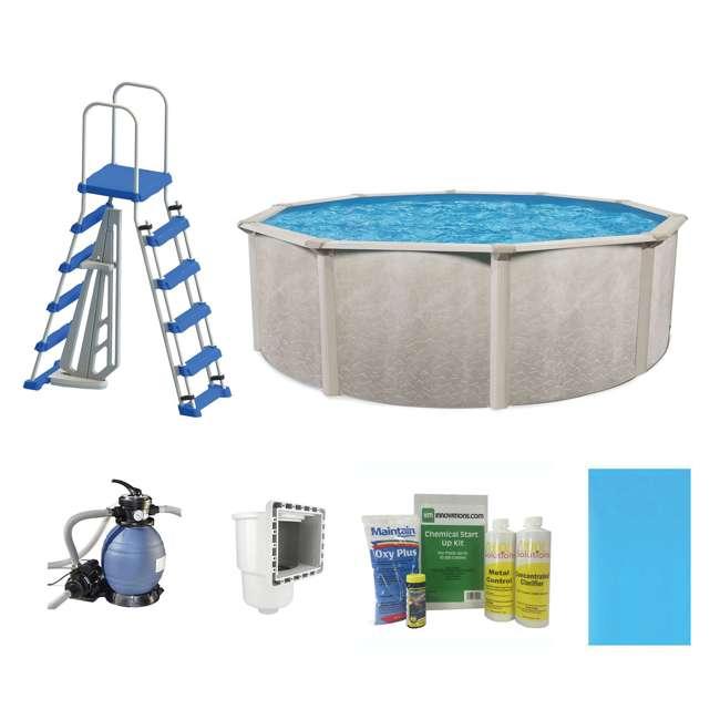 Cornelius Pools Phoenix 18 39 X 52 Frame Above Ground Pool Kit Ecrc00185t Kit