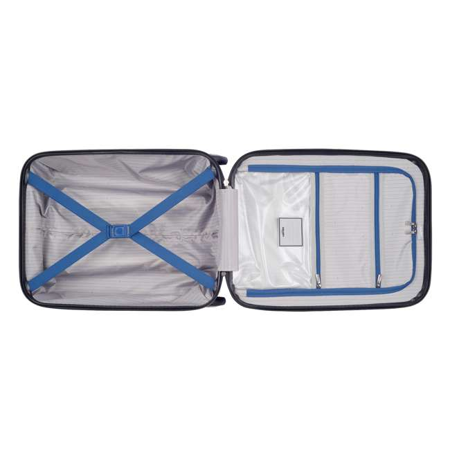 40207945102 DELSEY Paris Cruise Lite Hardside 2.0 Underseater Small Rolling Luggage Suitcase 3