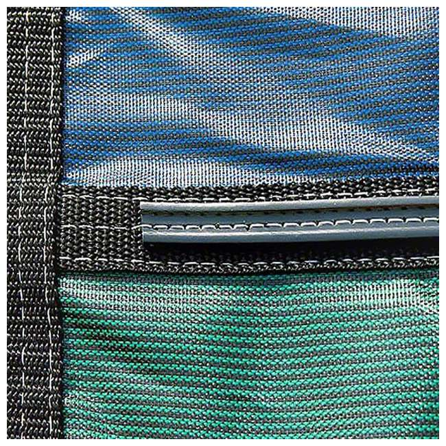 DG204058S Yard Guard 20 x 40 Feet With 8 Feet Center End Steps Pool Cover, Green 2
