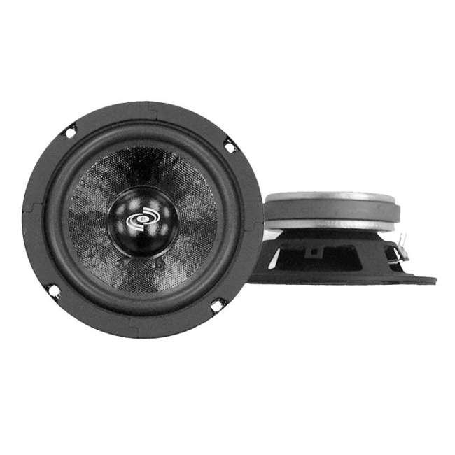 "12 x PDMW5 Pyle PDMW5 MidRange 5"" 200W Car Mid Bass Mid Range Speaker Driver Audio (12 Pack) 1"