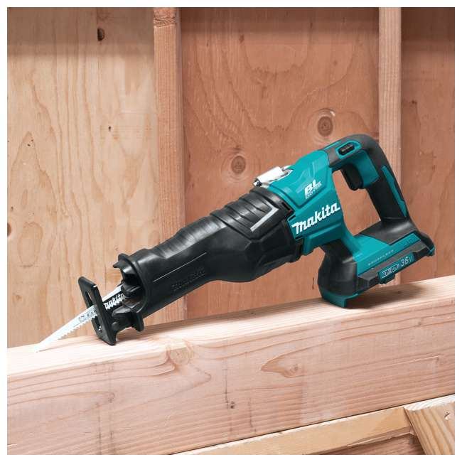 XRJ06Z-U-C Makita 18-Volt SPM Lithium-Ion Cordless 1.25 inch Recipro Saw (For Parts) 3