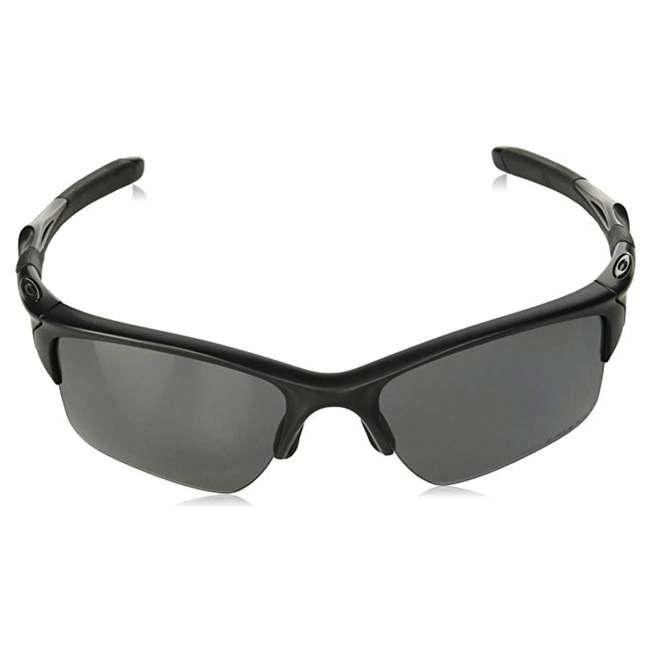 OO9154-13 Oakley Standard Half Jacket 2.0 XL Sunglasses, Matte Black 1