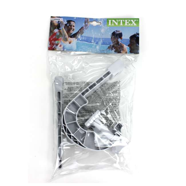 25084RP Intex Skimmer Hook and Adjuster for Metal Frame Pools Replacement Part (Used) 2