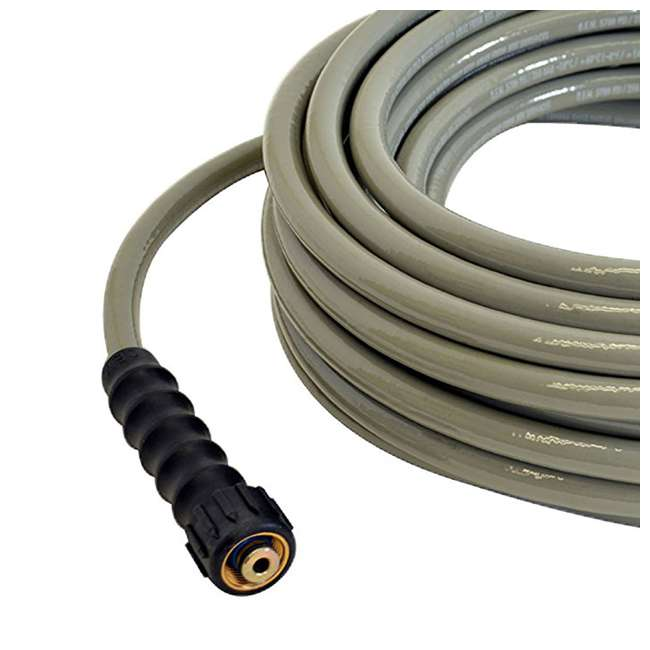 SMPSN-AC-40226-U-B Simpson Cleaning M22 3700 PSI Cold Water Pressure Washer Hose, 50 Feet (Used) 4