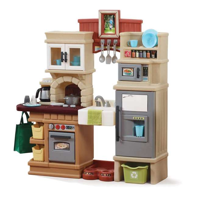 Step2 Heart of the Home Pretend Play Kitchen Set