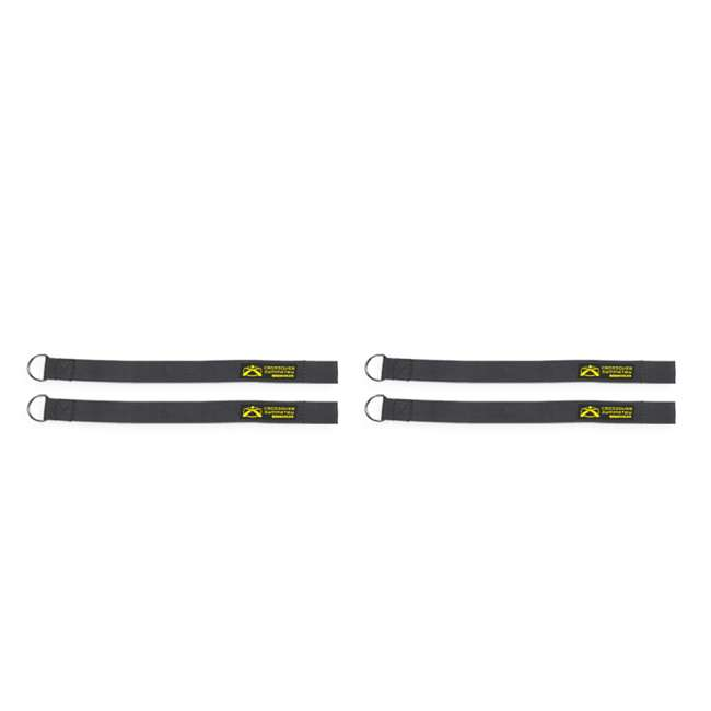 INSRS2 Crossover Symmetry Individual Exercise Package with Squat Rack Straps, Novice 1