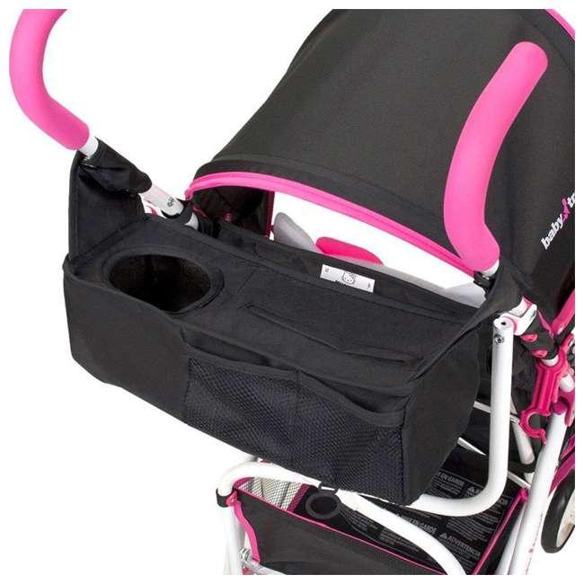 ST10944 Hello Kitty Pin Wheel Kruiser Single Folding Stroller 4