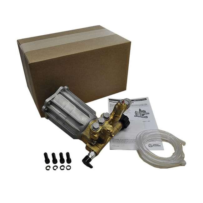 RMV25G30D-PKG AR Blue Clean 2.5 GPM 3000 PSI Plunger Horizontal Pump (2 Pack) 1