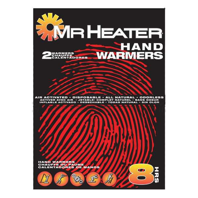 MH-F235011 Mr. Heater Pocket Hand Warmers, 40 Pair (2 Pack) 3