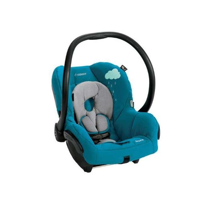 IC099BIO Maxi-Cosi Mico Baby Infant Car Seat & Base - Misty Blue | IC099BIO