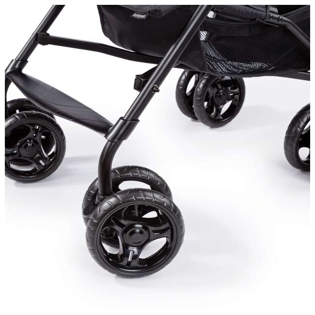 32693 Summer Infant 3Dlite Lightweight Folding Convenience Toddler Baby Stroller, Teal 7