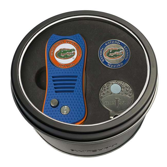 20957 Florida Gators Divot Tool & Ball Marker Golf Gift Set