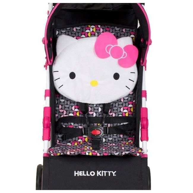 ST10944 Hello Kitty Pin Wheel Kruiser Single Folding Stroller 2