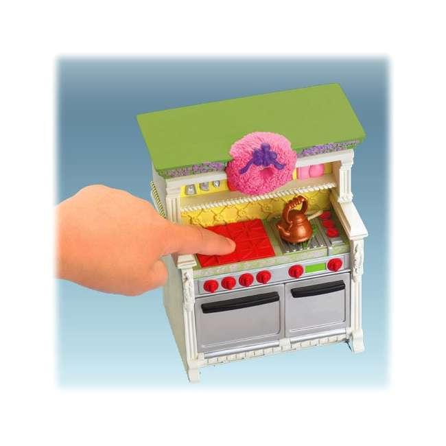 fisher price kitchen doll furniture set n7298
