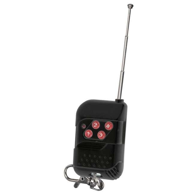 VF1000 + FJU American DJ 1000W Fog Machine with Remotes + Chauvet Fog Juice Fluid (1 Gallon) 4