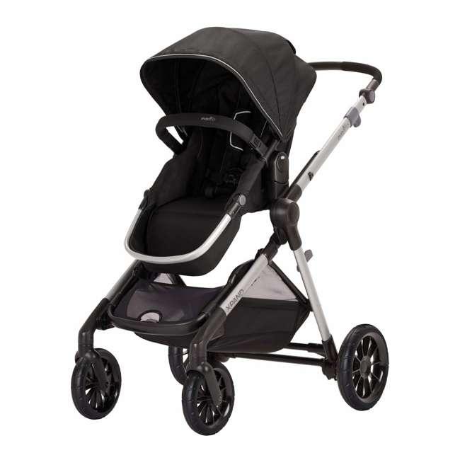 13812255 Evenflo Pivot Xpand Modular Stroller, Stallion