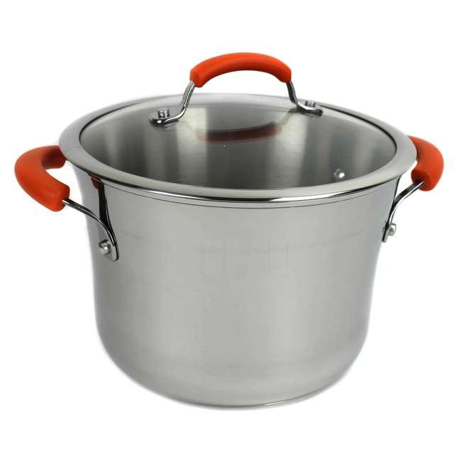 75813 Rachael Ray 10-Piece Cookware Set 1