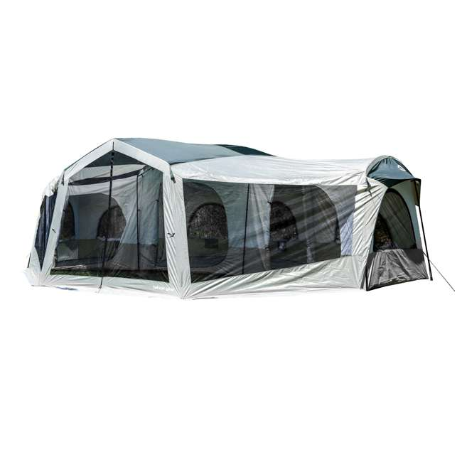 sc 1 st  VMInnovations & Tahoe Gear Carson 3-Season 14 Person Large Family Cabin Tent : EVANS