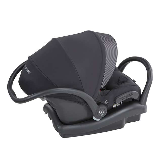 IC160BIZ Maxi-Cosi Mico Max 30 Infant Car Seat, Devoted Black 2