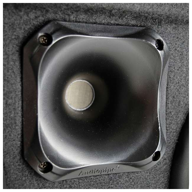 AP-CHULD-102 AudioPipe AP-CHULD-102 Sealed Dual 10-Inch Subwoofer Enclosure  4