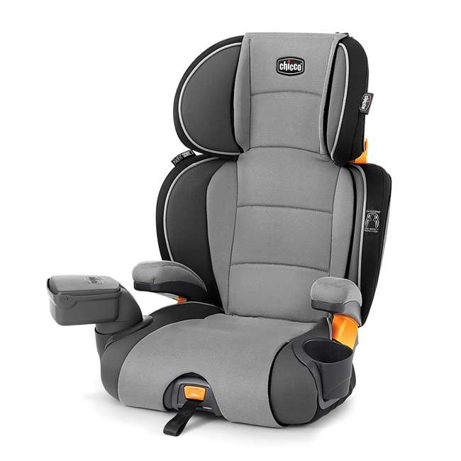 CHI-0607948500 Chicco KidFit 2-in-1 Belt Positioning Booster Car Seat, Spectrum (2 Pack) 1