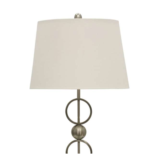 SC-L37591 Abode 84 Metal Table Lamp with Outlet, USB Port, and Base Switch 2