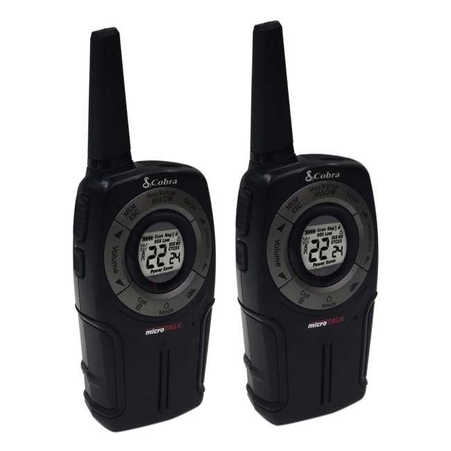 Cobra-PR562-talkies Cobra PR562BLT Walkie Talkies Pro 28-Mile Bluetooth Two-Way Radios (Open Box)