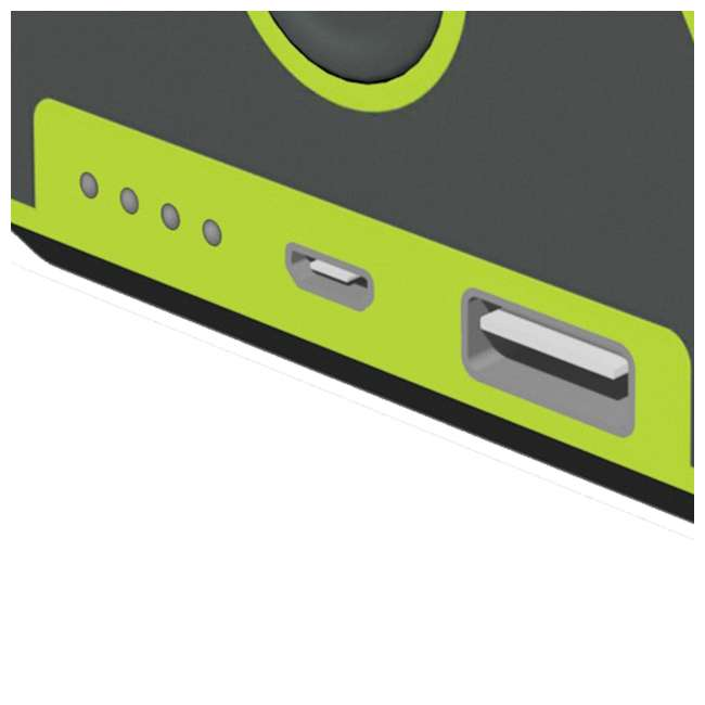 HME-TNGOZN-U-A HME TNGOZN Throw N Go Small Room Portable Ozone Air Purifier Cleaner (Open Box) 4