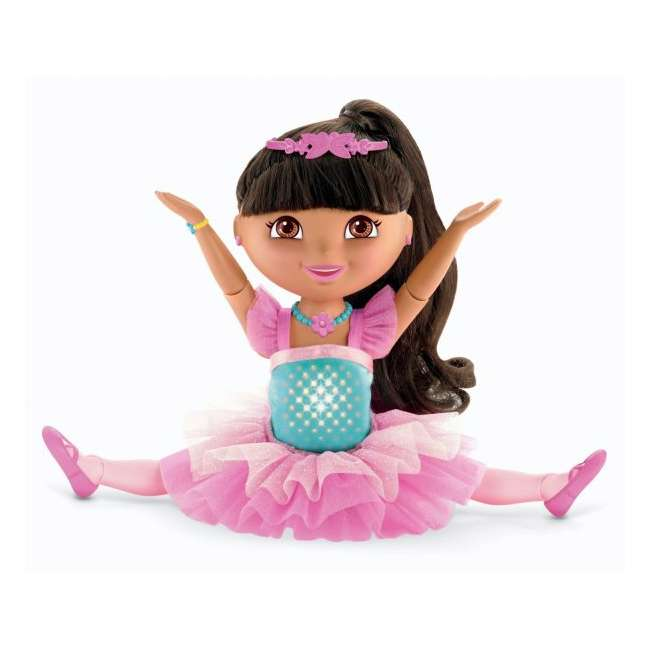 V4437 Fisher Price Dance & Sparkle Dora the Explorer Ballerina 2