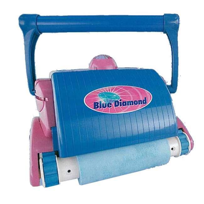 Watertech Blue Diamond Swimming Pool Spa Robot Cleaner Bld03