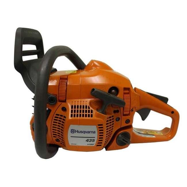 952991679-BRC-RB Husqvarna 435 Chainsaw 16-Inch 40.9cc (Refurbished) 5