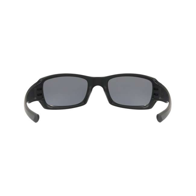 OO9238-3354 Oakley OO9238-3354 SI Fives Squared Flag Collection Sunglasses, MatteBlack/Grey  2