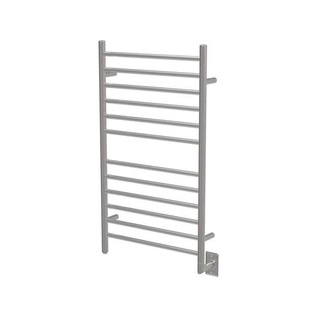 RSWHL-B Amba Radiant Large Hardwired Square Towel Warmer, Brushed