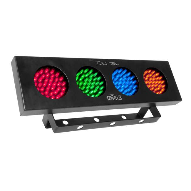 H2O-IR + DJBANK American DJ H2O IR Water Light and Chauvet Sound Active Light 7