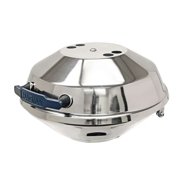 A10-104 Magma Products Marine Kettle Boat BBQ Barbecue Charcoal Grill, Original Size 1