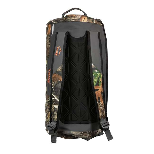 77-57806 Yampa 35 Liter Dry Duffle Waterproof Backpack Bag, Forest Edge Realtree Camo 1