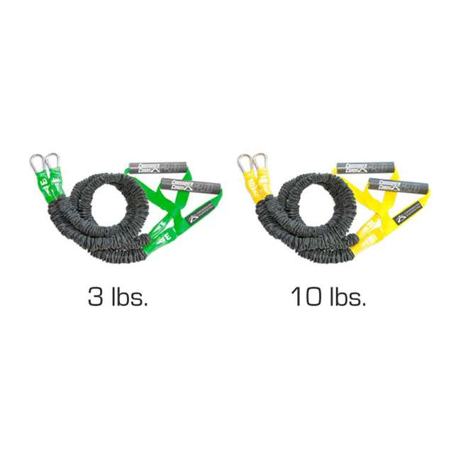 INSRS2 Crossover Symmetry Individual Exercise Package with Squat Rack Straps, Novice 2