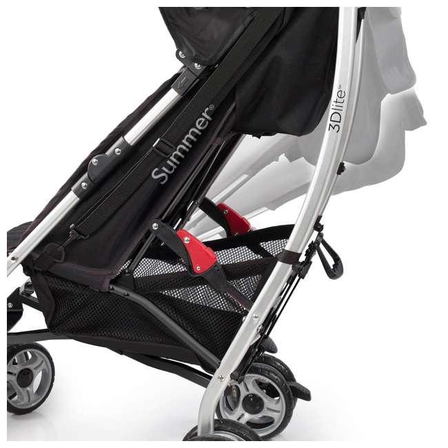 21930-U-A Summer Infant 3D Lite Convenience Compact Folding Stroller - Open Box  (2 Pack) 1