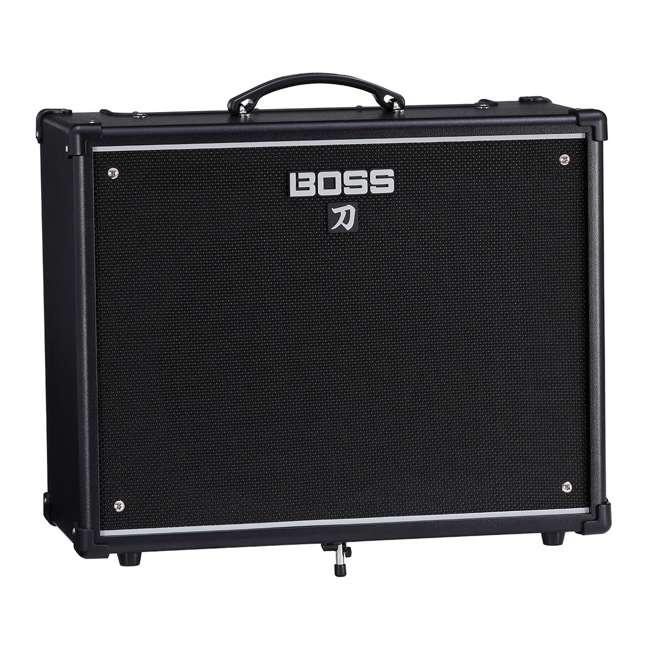 boss katana 100 watt speaker guitar combo amplifier ktn 100. Black Bedroom Furniture Sets. Home Design Ideas
