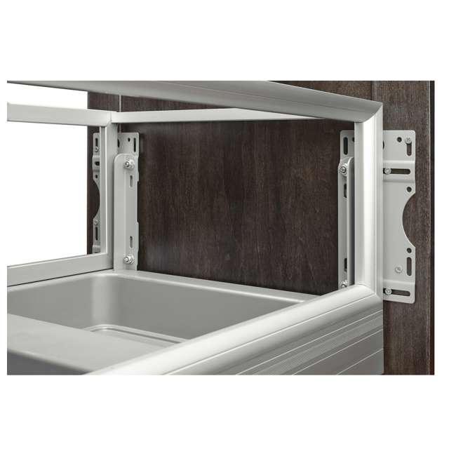 5149-18DM-211 Rev-A-Shelf 5149-18DM-211 Double 35 Qt Pullout Cabinet Trash Can w/ Rev-A-Motion 2