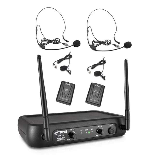 PDWM2145 Pyle Pro PDWM2145 VHF Wireless Microphone System