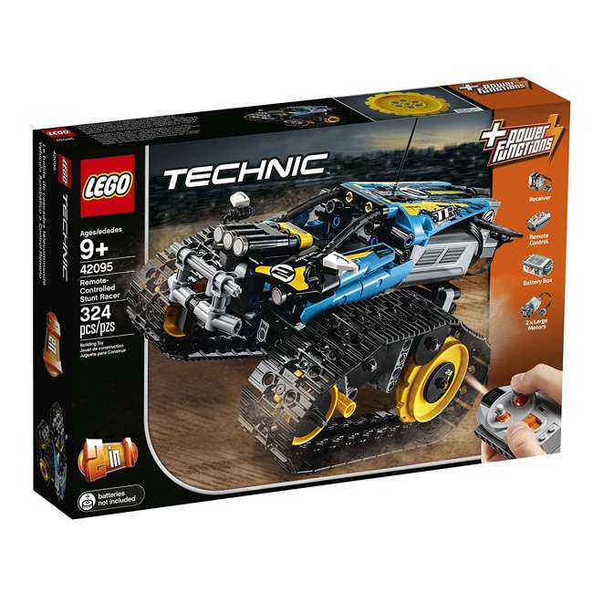 6251547 2-in-1 Remote-Controlled Stunt Racer Power Functions Set 2