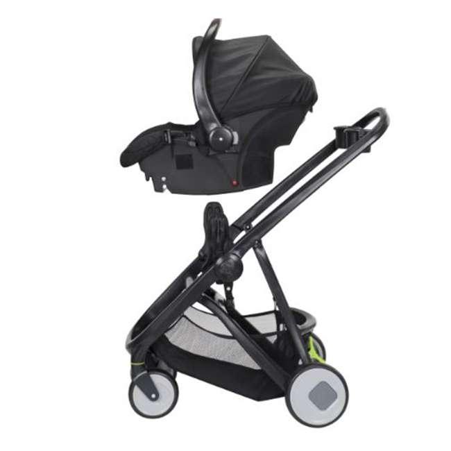 TR394ESU Safety 1st Riva 6 in 1 Flex Modular Lightweight Baby Travel System, Gray Canyon 2