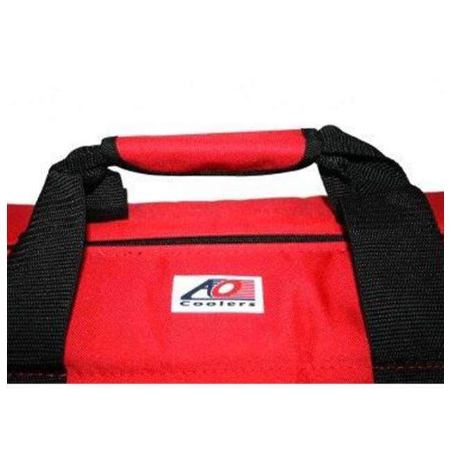 AO24RB AO Coolers AO24CH 24 Can Soft Cooler with High-Density Insulation, Royal Blue 3