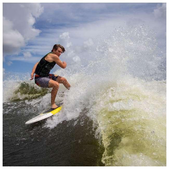 2191174-MW O'Brien Watersports Pike Foam Deck Ultralight Stringer Core Wakesurf Board 6